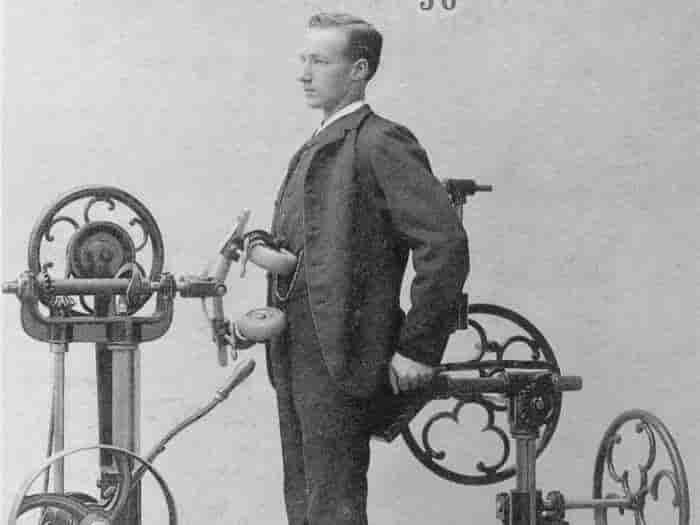 1800'Lü Yıllarda Kullanılan 11 Nostaljik Fizik Tedavi Aleti