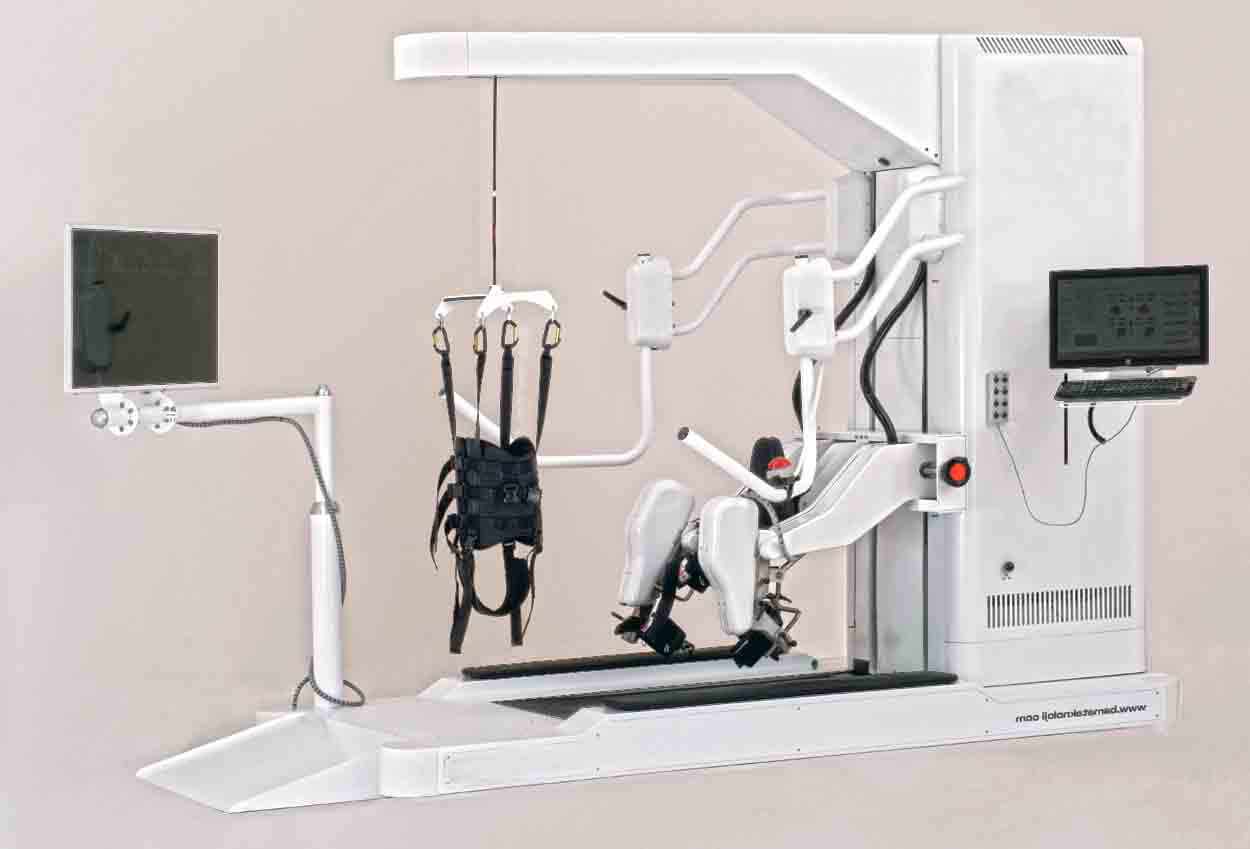 Robot Yardımlı Yürüyüş Terapisi