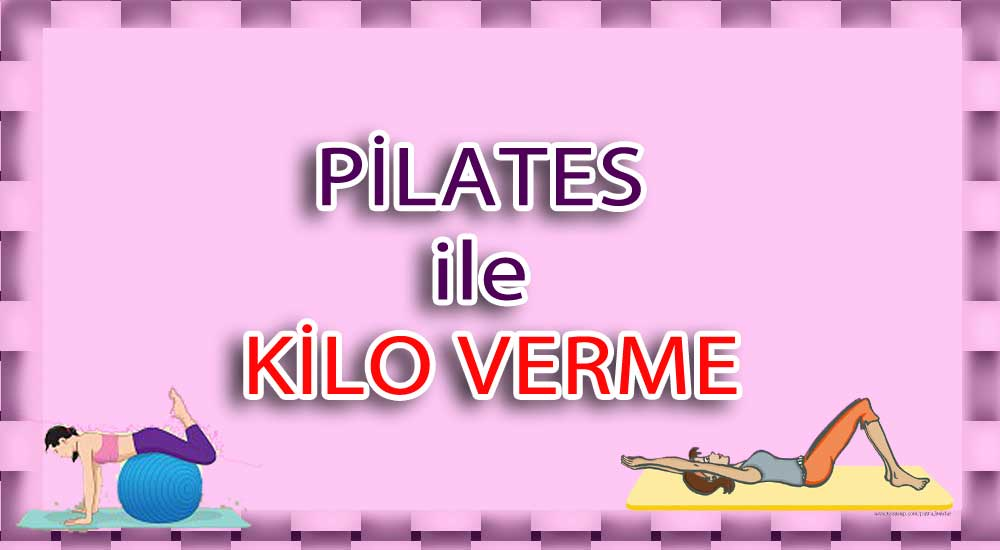 pilates kilo verme