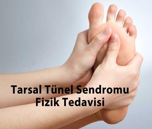 tarsal tünel sendromu fizik tedavi