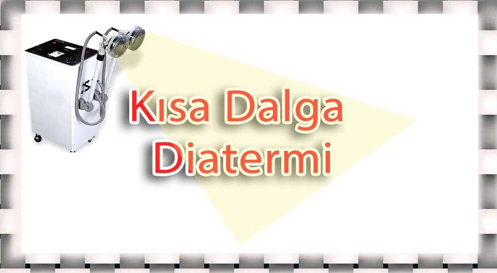 kısa dalga diatermi fizik tedavi