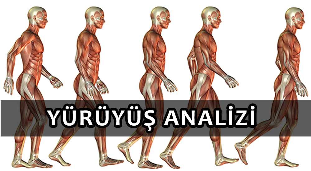 yürüyüş analizi
